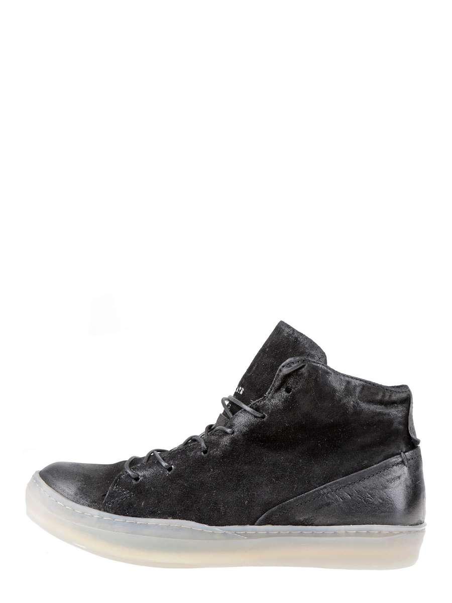 High-top Sneaker nero