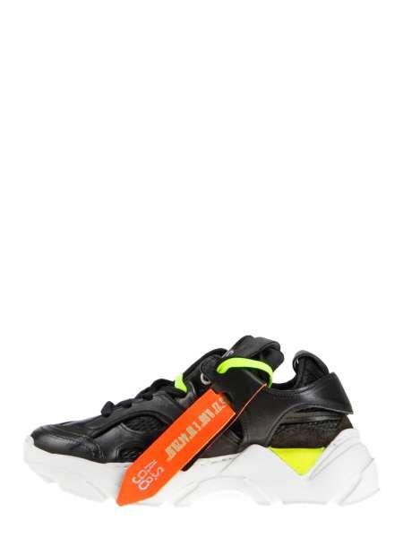 Chunky sneakers nero