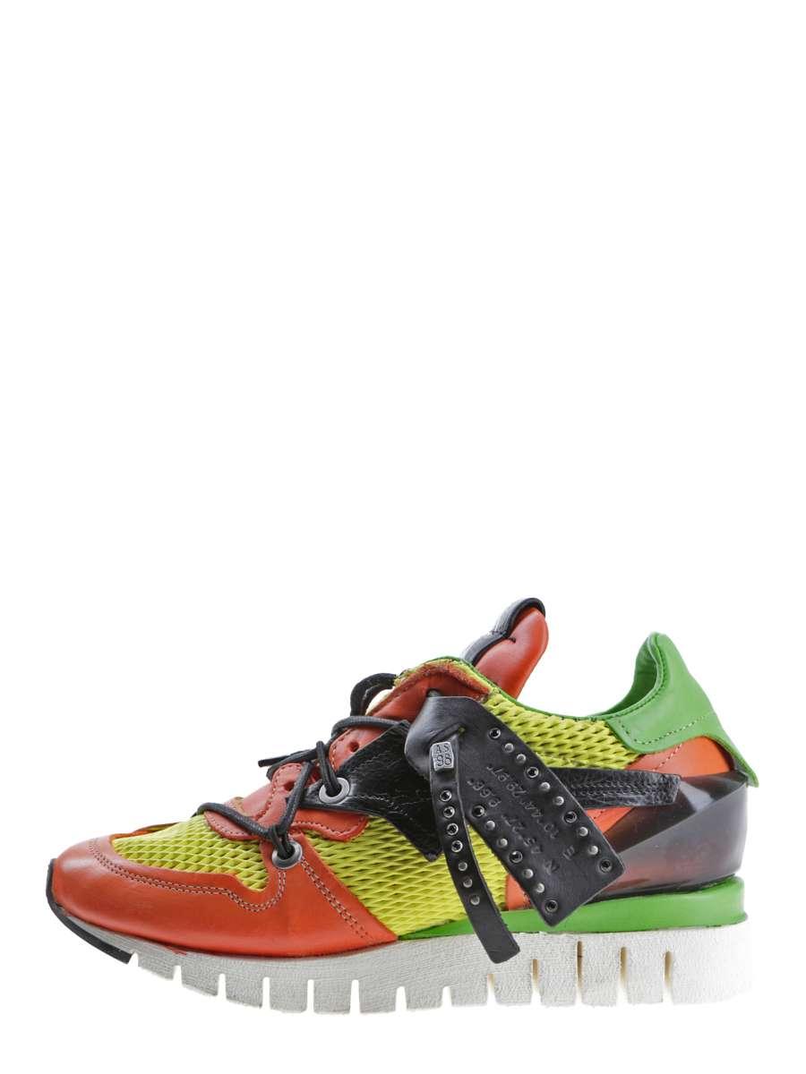 Runner sneakers arancio