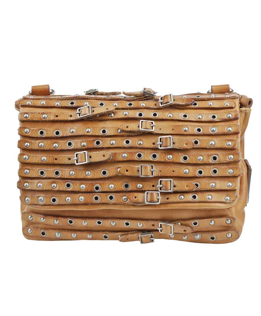 Handbag cuoio