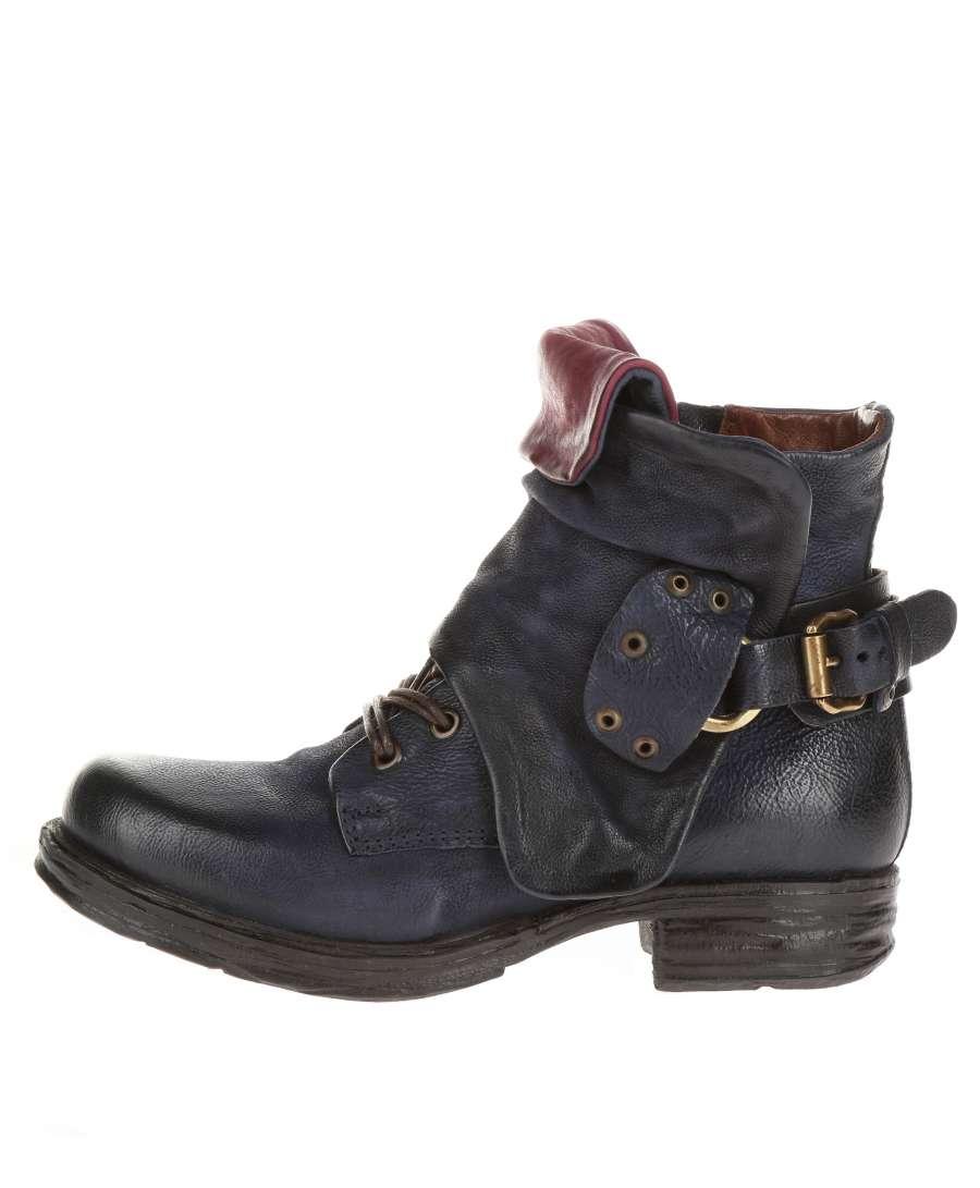 Cuffed boots night