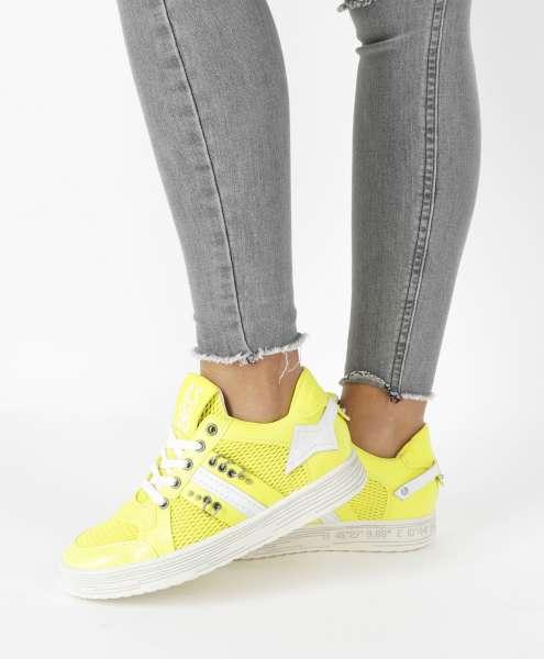 Sneaker giallo