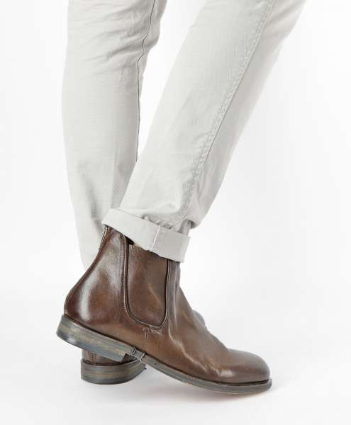 Chelsea Boots tabacco
